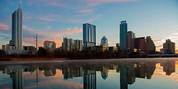 Austin Texas cityscape